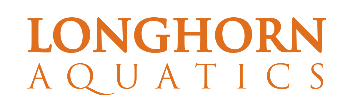 longhorn aquatics color logo