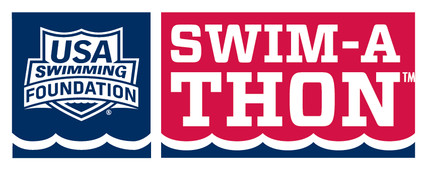 usa swimming foundation swim-a-thon logo